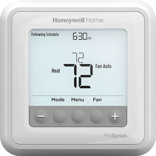 Honeywell Thermostats | Powers & Gregory Heating and Air